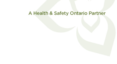 A Health & Safety Ontario Partner