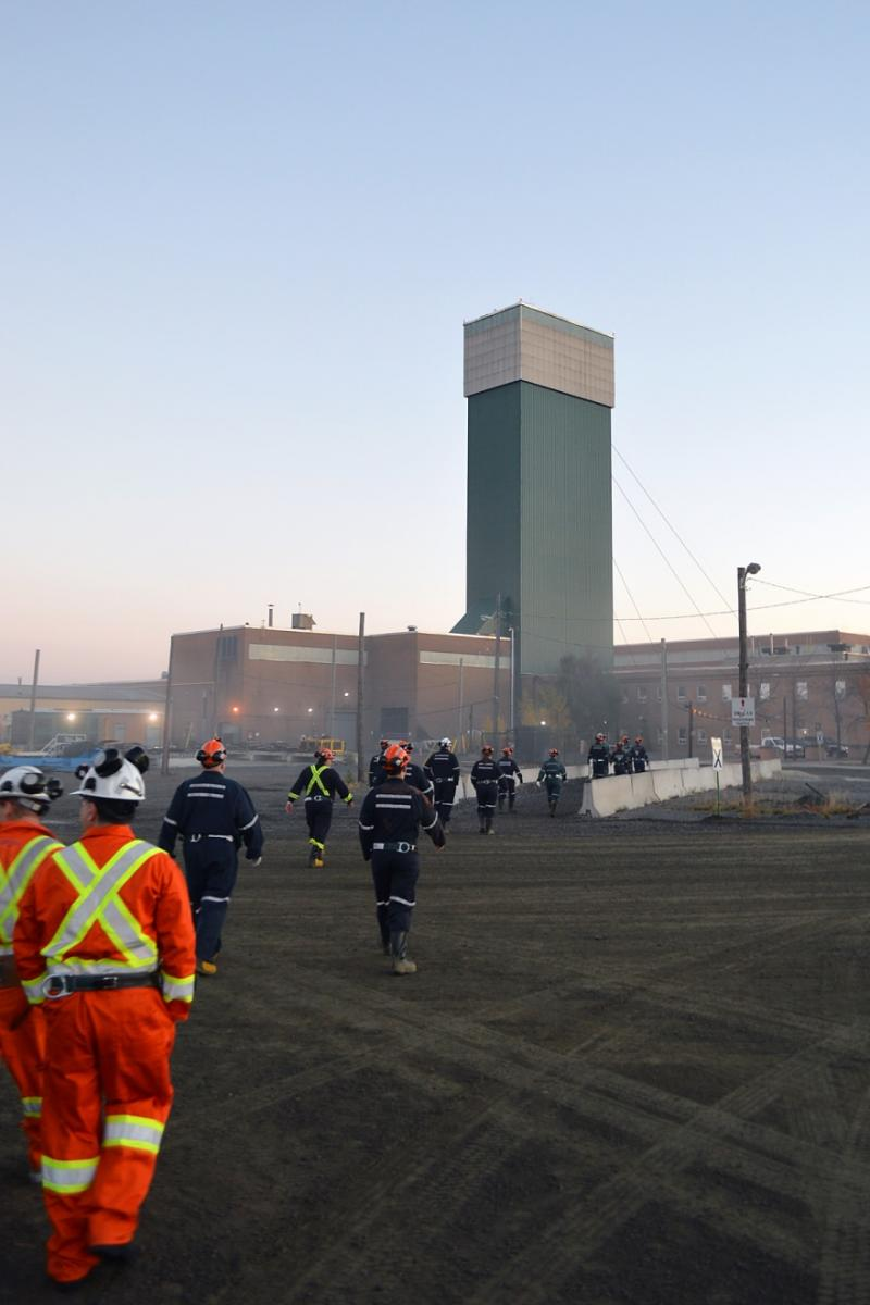 Global Mine Rescue Conference Wraps Up With Field Trip To