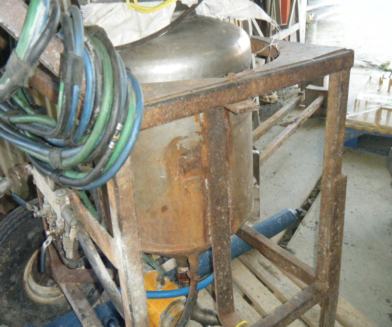 Hazard Alert-Only qualified technicians can modify boilers and pressure vessels