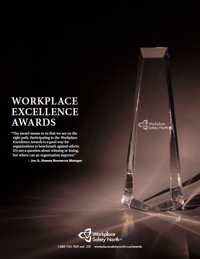Workplace Safety North Workplace Excellence Awards