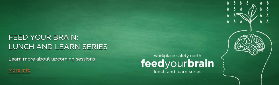 Feed Your Brain: Lunch and Learn Series