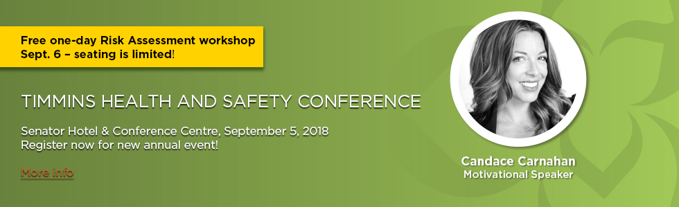 Timmins Health and Safety Conference 2018