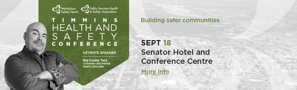 WSN Timmins Health and Safety Conference 2019