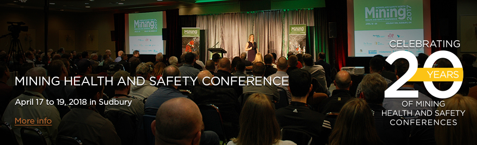 Mining Health and Safety Conference 2018